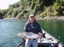 Trinity River Salmon