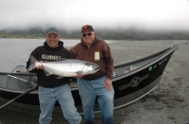 Klamath Mouth Salmon
