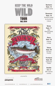Wild Revence Tour Poster Final